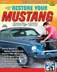 Cover HT Restore Your Mustang 1964 1/2-73