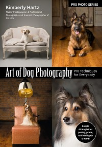 Cover Art of Dog Photography