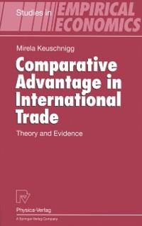 Cover Comparative Advantage in International Trade