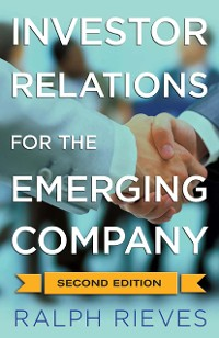 Cover Investor Relations For the Emerging Company