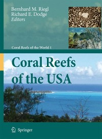 Cover Coral Reefs of the USA