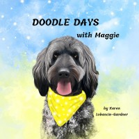 Cover Doodle Days With Maggie