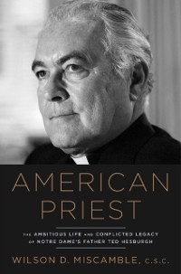 Cover American Priest