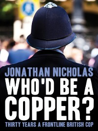 Cover Who'd Be a Copper?
