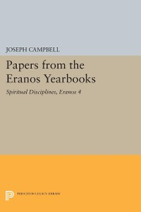 Cover Papers from the Eranos Yearbooks, Eranos 4