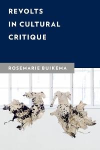 Cover Revolts in Cultural Critique