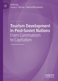 Cover Tourism Development in Post-Soviet Nations