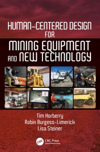Cover Human-Centered Design for Mining Equipment and New Technology