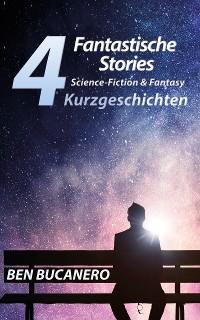 Cover Vier Fantastische Stories