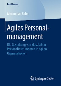 Cover Agiles Personalmanagement