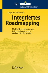 Cover Integriertes Roadmapping