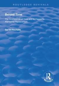Cover Behind Time