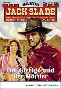 Cover Jack Slade 884 - Western