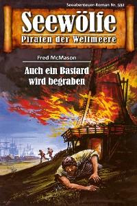Cover Seewölfe - Piraten der Weltmeere 592