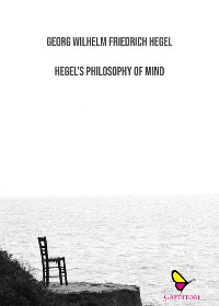 Cover Hegel's philosophy of mind