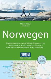 Cover DuMont Reise-Handbuch Reiseführer Norwegen