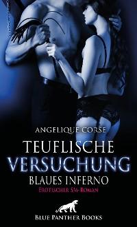 Cover Teuflische Versuchung - Blaues Inferno | Erotischer SM-Roman