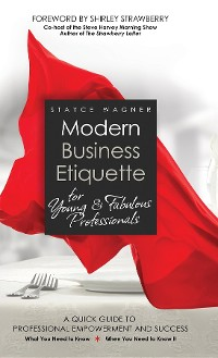 Cover Modern Business Etiquette for Young & Fabulous Professionals