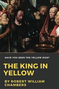 Cover The King in Yellow (Illustrated)