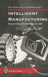 Cover Intelligent Manufacturing: