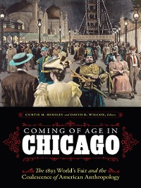 Cover Coming of Age in Chicago