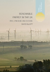 Cover Renewable Energy in the UK