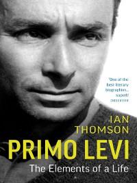 Cover Primo Levi