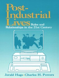 Cover Post-Industrial Lives