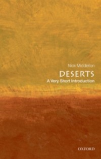 Cover Deserts: A Very Short Introduction