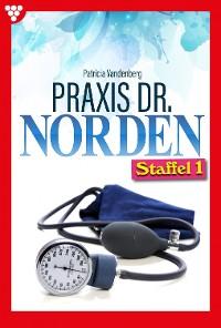 Cover Praxis Dr. Norden Staffel 1 – Arztroman