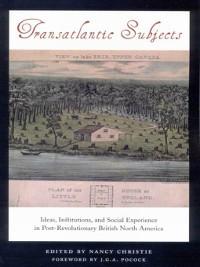 Cover Transatlantic Subjects