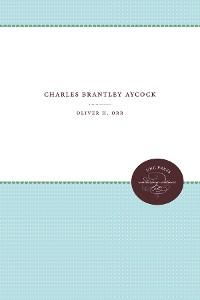 Cover Charles Brantley Aycock
