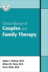 Cover Clinical Manual of Couples and Family Therapy