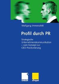 Cover Profil durch PR
