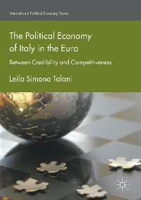 Cover The Political Economy of Italy in the Euro