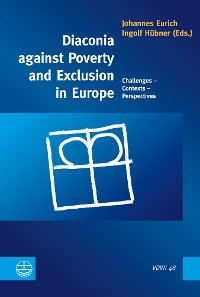 Cover Diaconia against Poverty and Exclusion in Europe