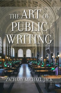 Cover Art of Public Writing, The