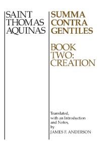 Cover Summa Contra Gentiles, 2