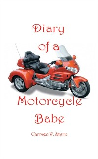 Cover Diary of a Motorcycle Babe
