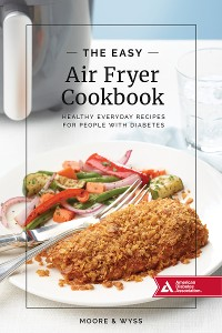 Cover The Easy Air Fryer Cookbook
