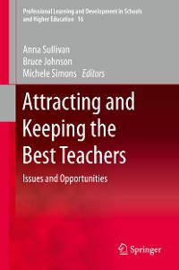 Cover Attracting and Keeping the Best Teachers