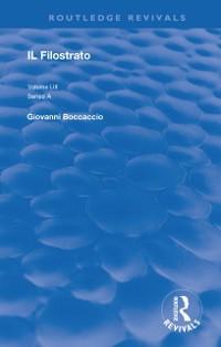 Cover Il Filostrato