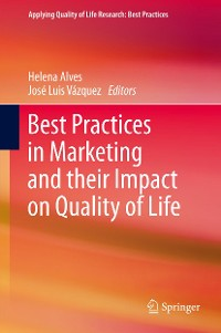 Cover Best Practices in Marketing and their Impact on Quality of Life