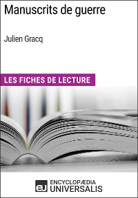 Cover Manuscrits de guerre de Julien Gracq