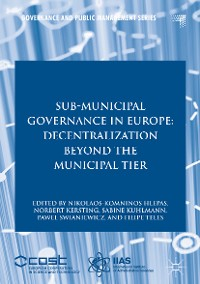Cover Sub-Municipal Governance in Europe