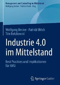 Cover Industrie 4.0 im Mittelstand