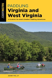 Cover Paddling Virginia and West Virginia
