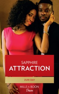 Cover Sapphire Attraction (The Drakes of California, Book 8)