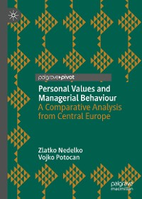 Cover Personal Values and Managerial Behaviour