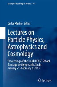 Cover Lectures on Particle Physics, Astrophysics and Cosmology